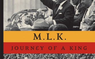 M.L.K. Journey of A King (book cover)