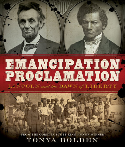 Emancipation Proclamation (book cover)
